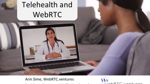 Telehealth & WebRTC webinar with Wellbeing Consult
