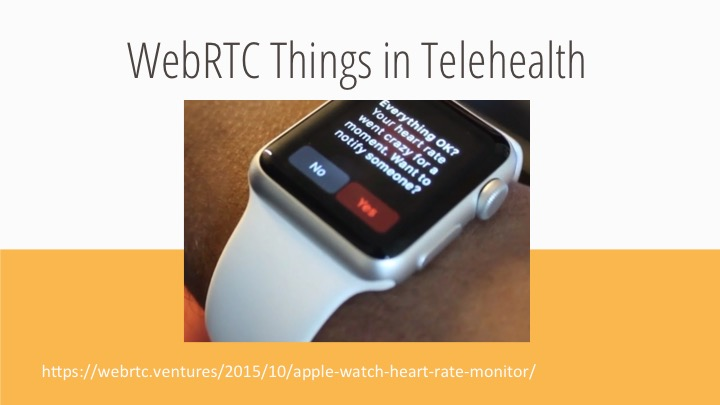 Apple Watch Heart Attack monitor