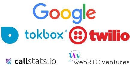 Google, Tokbox, Twilio, callstats.io and WebRTC.ventures sponsored the 2016 Kranky Geek event in Brazil