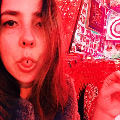 Adriana Benavides - UX designer, Project lead