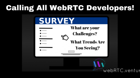 Survey: Calling All WebRTC Developers – Your Input is Needed!