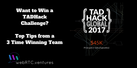 Want to Win a TADHack Challenge? Top Tips from 3 Time Winning Team