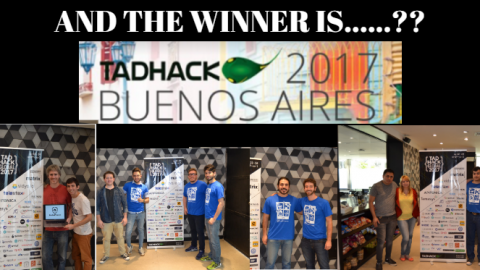 [TADHack Argentina] They Attended, They Competed…but Who Won??