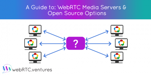 A Guide to: WebRTC Media Servers & Open Source Options