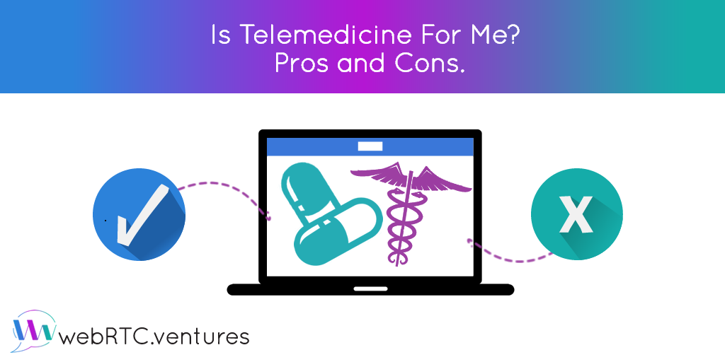 Is Telemedicine Right For Your Healthcare Organization? Pros & Cons