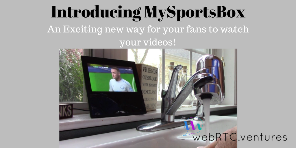 Introducing MySportsBox.video