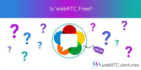 Is WebRTC Free?