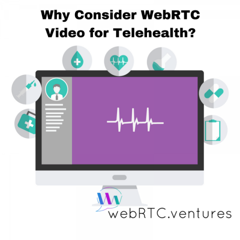 Why You Should Consider WebRTC Video for Telehealth?