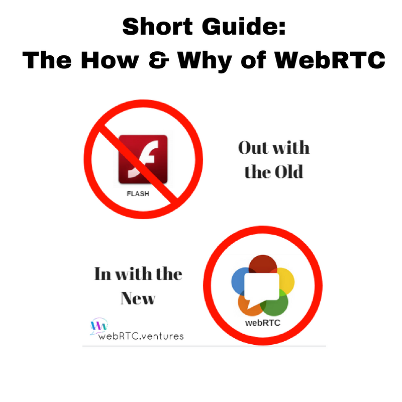 A Short Guide: The How and Why of WebRTC