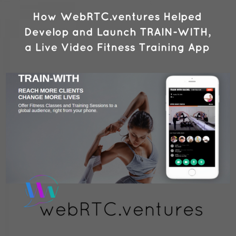 [Testimonial] Train-With Live Video Fitness Training Application