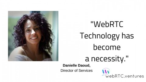 Meet The Team: Danielle Daoud, Director of Services