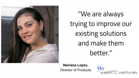 Meet The Team: Mariana Lopez, Director of Products