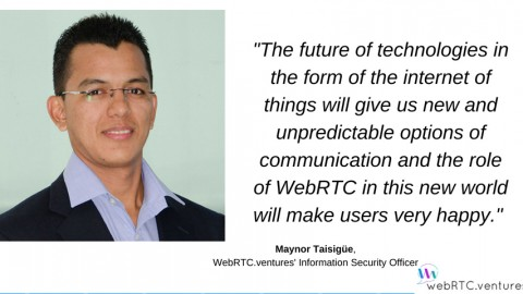 Meet the Team: Maynor Taisigüe, WebRTC.ventures' Information Security Officer
