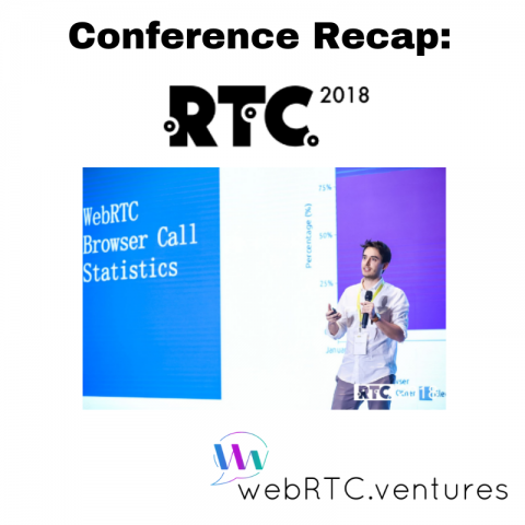 Conference Recap: RTC Conference 2018, Beijing