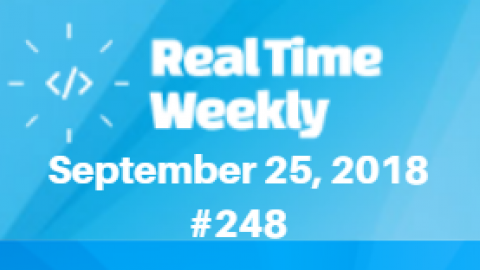 September 25th RealTimeWeekly #248