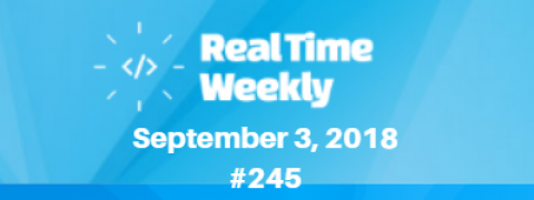 September 3rd RealTimeWeekly #245
