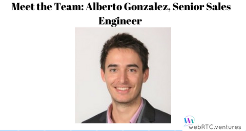 Meet the Team: Alberto Gonzalez, Senior Sales Engineer