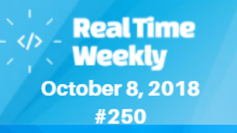October 8th RealTimeWeekly #250
