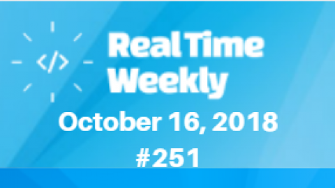 October 16th RealTimeWeekly #251