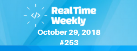October 29th RealTimeWeekly #253
