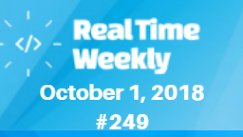 October 1st RealTimeWeekly #249