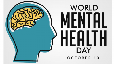 Today is World Mental Health Day: Together, Let's Fight the Stigma!