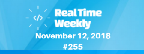 November 12th RealTimeWeekly #255
