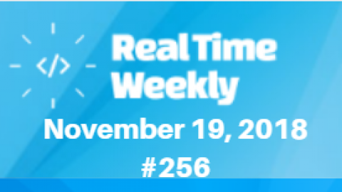 November 19th RealTimeWeekly #256