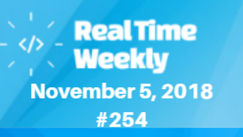 November 5th RealTimeWeekly #254