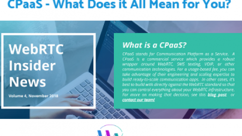 Nexmo, Tokbox, and Changes in the CPaaS – What Does it All Mean for You?