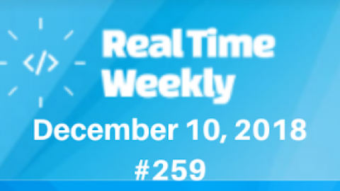 Decenber 10th RealTimeWeekly #259