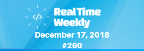 Decenber 17th RealTimeWeekly #260