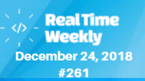 December 24th RealTimeWeekly #261