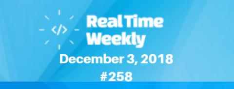 Decenber 3rd RealTimeWeekly #258