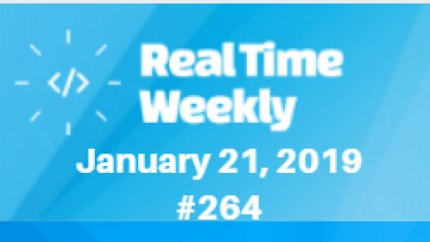 January 21st RealTimeWeekly #264