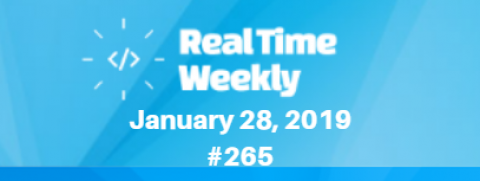 January 28st RealTimeWeekly #265