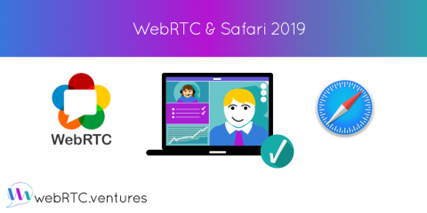 WebRTC and Safari in 2019