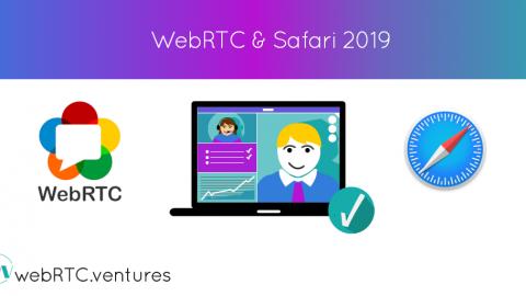 WebRTC and Safari in 2019