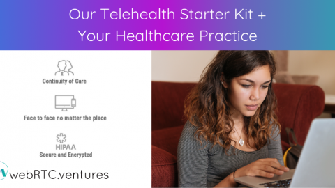 Our Telehealth Starter Kit + Your Healthcare Practice