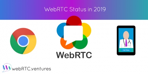 WebRTC Status in 2019