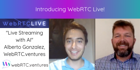 Introducing WebRTC Live!