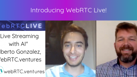 Introducing WebRTC Live!