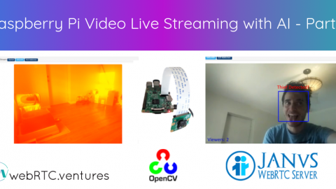 Raspberry Pi Video Live Streaming with AI – Part 2