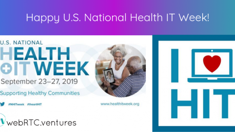 Happy U.S. National Health IT Week!
