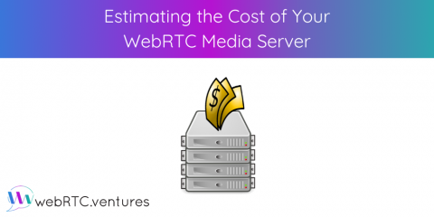 Estimating the Cost of Your WebRTC Media Server