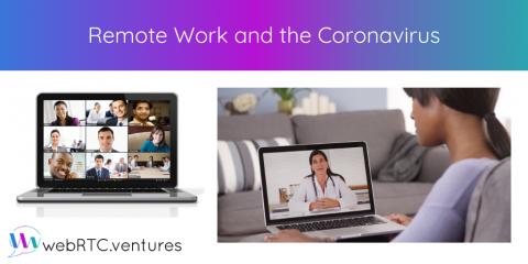 Remote Work and the Coronavirus