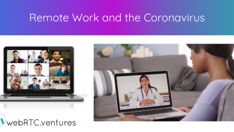 Remote Work and the Coronavirus