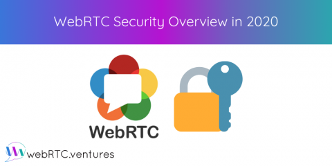 WebRTC Security Overview in 2020