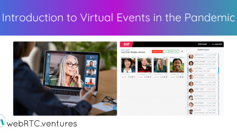 Introduction to Virtual Events in the Pandemic