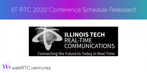 IIT RTC Conference Schedule Released!